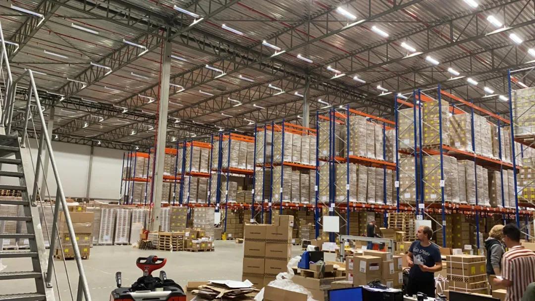 外贸企业仓储提前备货